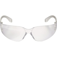 TOOLCRAFT Schutzbrille 140 x 45 x 53 mm (B x H x T) 22g Polycarbonat Polycarbonat klar