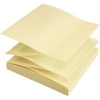 Soennecken Haftnotiz Z-Notes 75 x 75 mm (B x H) gelb 100 Bl. 12 St./Pack.