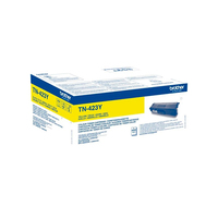 BROTHER Toner Jaune 4000 pages TN423Y