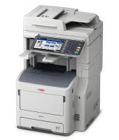 OKI Monomultifunktionsdrucker MB770dfnvfax Bild 1