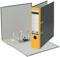 Qualitäts-Ordner, mit Schlitzen, A4, breit, gelb