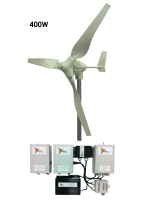 400W grid connected wind turbine system for your company or house