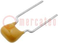 Condensator: keramisch; MLCC, monolitisch; 100nF; 100V; X7R; ±10%
