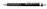 Druckbleistift, Drehbleistift Feinminnenstift Tikky RD 0,70 mm ,HB, schwarz