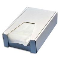 Boîte de 250 Pochettes document ci-inclus sans annotation, Format C5 : 225 x 165 mm transparent