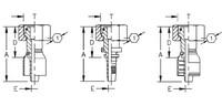 AEROQUIP 1S16DL12