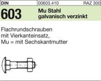 DIN603 M5x30