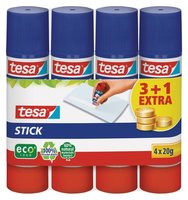 tesa Tesa Stick Promotion Set mit 3 x Tesa Stick ecoLogo 20g