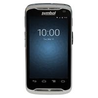 """Zebra TC55 PDA 10,9 cm (4.3"""") 800 x 480 Pixels Touchscreen 220 g Zwart, Zilver"""