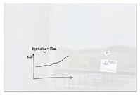 Glas-magneetbord artverum®_gl230_w_glasmagnetboard_artverum_white