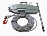 Greifzug, Handseilwinde, Seilwinde 3200 kg, 20 m Seil, TÜV/GS geprüft