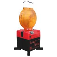 Modellbeispiel: Blitzleuchte -Euro-Blitz- ein-/zweiseitig, Batterie- oder Akkubetrieb, (Art. 18486)