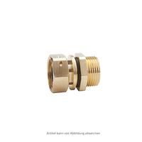 """Anschlussverschraubung zur Wasserzähleranschlussgarnitur Q3=16 (alt Qn10) 1 1/2"""""""