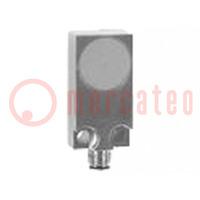 Senzor: indukčný; 0÷4mm; PNP / NO; Unap:10÷30VDC; 200mA; IP67
