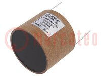 Kondensator: aluminium-polipropylen-papier; 3,3uF; 600VDC; ±5%