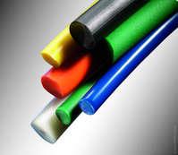 OPTIBELT Kunststoffrundriemen RR 4 green-smooth 88 Shore A