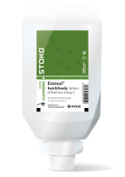 Estesol hair & body [STOKO® HAIR & BODY] 2-in-1-Duschgel, 2000-ml-Softflasche