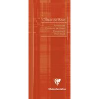 CLF CARNET BORD 8.5X20 32P 3529