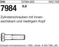 DIN7984 M5 x 25|mm