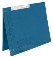 Pendelhefter Combi, Amtsheftung, Manilakarton, blau