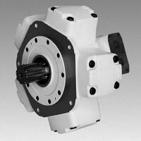 Parker MRE1400G-F2N1N1N1NX1000/58534- Radial piston motor