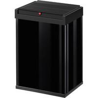Szemetesvödör Big-Box® Swing, L, 35 l, 340x260x530mm, fekete