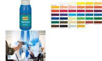 KREUL Acrylfarbe SOLO Goya TRITON, schwarz, 750 ml (57601055)