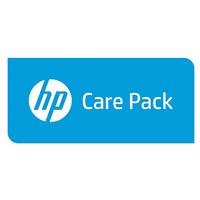 Hewlett Packard Enterprise 3y 4hr Exch 7503/02 Swt pdt FC SVC