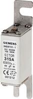 HLS-Sicherungseinsatz G00, 100A,690VAC 3NE8721-1