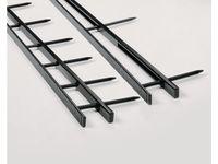 GBC Velo/sure bindstrip wit 25mm 10p (pak 100 stuks)