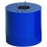 arlac® Büroklammernspender Clip-Boy royalblau