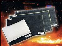 Trockenmatte 330 x 500 x 5 mm als Lötunterlage ohne Alu-Einlage, bis 700°C