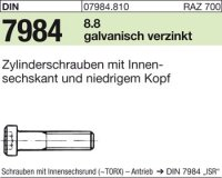 DIN7984 M4 x 20|mm