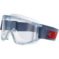 3M™ DE272934089 2890SA Safety Goggles - Sealed Acetate Clear Lens