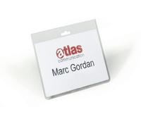 Durable 813519 identity badge/badge holder PVC 20 pc(s)
