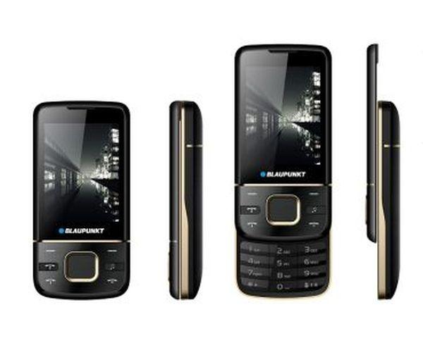 Blaupunkt FM 01 Slider Black/2.4´´/SD/2xSIM/0,3MPx/900mAh BPMFM01B