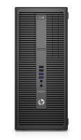 HP EliteDesk 800 G2 MT 3.2GHz i5-6500 Micro Tower Zwart