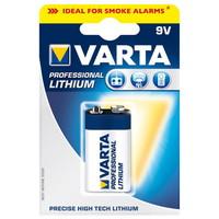 Varta Professional Lithium 9V batéria