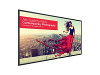 "75BDL3000U 75"" Display U-Linew/4K UHD, 2160p, IPS &410cd/m² Edge-LED (Landscape 16/7) 70-105"""