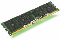 Kingston Technology ValueRAM 4GB DDR3 1333MHz Kit geheugenmodule 1 x 4 GB ECC