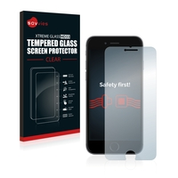 Savvies® Xtreme Glass HD33 Clear Panzerglasfolie für Apple iPhone 6S