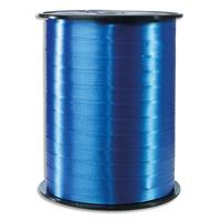 CLAIREFONTAINE Bobine bolduc de comptoir 500x0,7m. Coloris Bleu France lisse