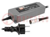 Tápegység: impulzusos; LED; 90W; 48VDC; 1,88A; 90÷264VAC; IP67; 920g