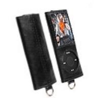 Krusell MP3 Player Encore Tasche 74133 für Apple iPod Nano 4G - schwarz