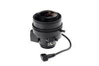 Axis 5800-781 cameralens IP-camera Zwart