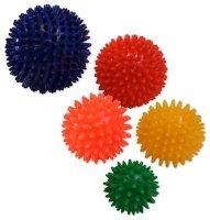 Noppenball 10cm blau