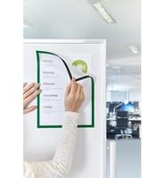 magnetofix Magnetrahmen, Farbe grün, Größe A4