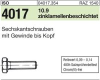 ISO4017 M16x70
