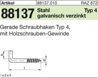 Ger. Schraubhaken 40x4,1x11