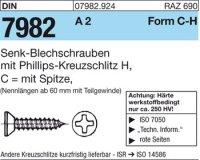 DIN7982 C6,3x38-H